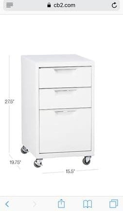 10013 free two white cb2 tps 3 drawer file cabinets nearuandme rh nearuandme com 3 drawer file cabinets amazon 3 drawer file cabinets for the home